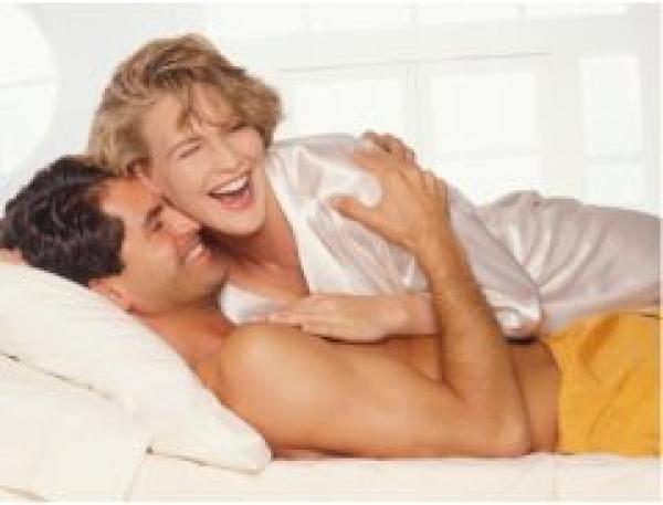 激情性愛對身體的好處