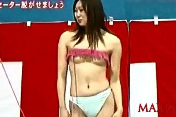 日本综艺节目尺度大远胜情色片