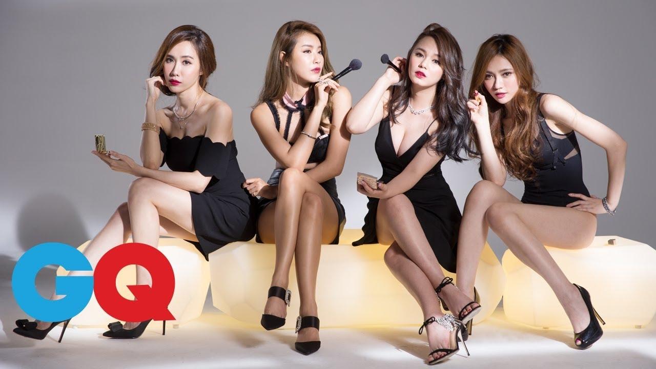 【手機交友軟體推薦】超人氣直播女孩陪你玩 小立 小亞兒 Dora妍希 夏晴|GQ Beauty