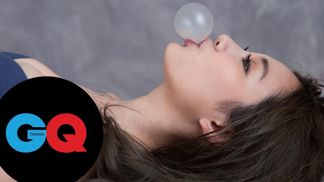 【手机赚钱APP推荐】钡钡 大眼无辜女孩︱GQ Beauty
