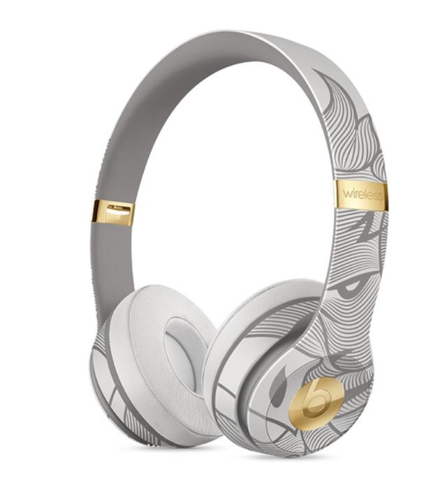 【手機聊天APP推薦】Beats新耳機 印上野豬新年再賣一波