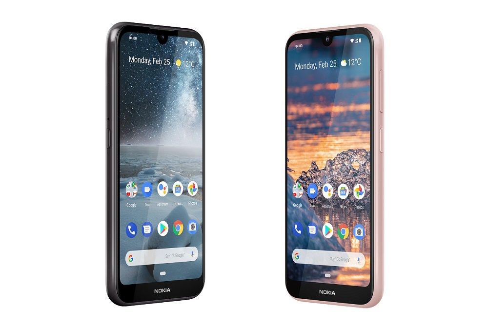 【手機交友軟體推薦】Nokia 推出 Nokia 4.2 ,標榜一鍵快啟 Google 語音助理與水滴開孔屏