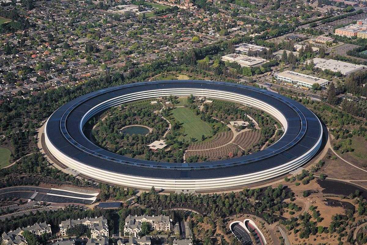 【手機聯誼APP推薦】Apple Park 如何抵禦加州地震?圓盤底下暗藏制震裝置