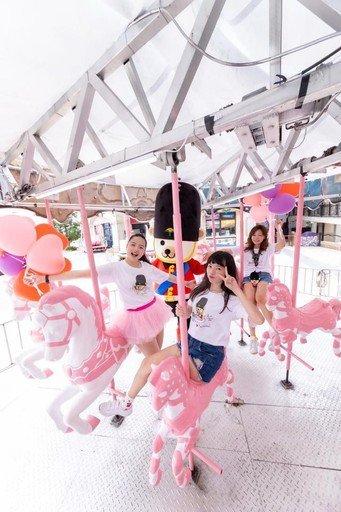 【手機賺錢APP推薦】淡水「粉紅夏日遊樂園」粉閃閃!9月底前快來夢幻一波!