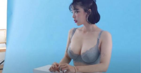 【手機交友APP推薦】阿圓內衣寫真,夏日大企劃是什麼?!|一隻阿圓