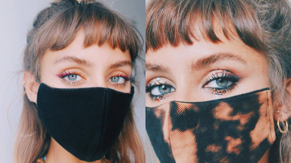 【手機交友APP推薦】口罩遮住半張臉!在抗疫的日子中,眼妝靈感讓你變得更有神!