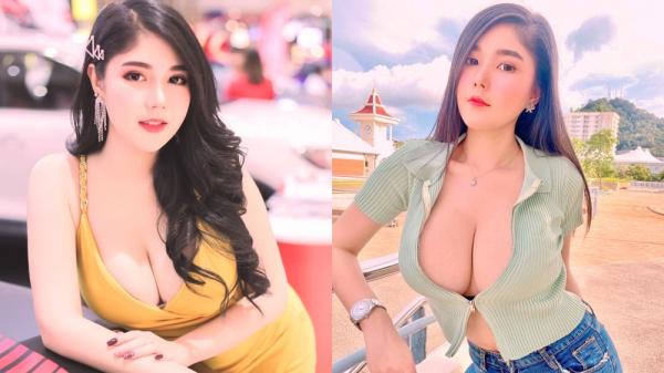 【手機交友APP推薦】泰式奶茶喝起來!泰國女模《kanyanat》白嫩大奶蒙蔽了我的雙眼!