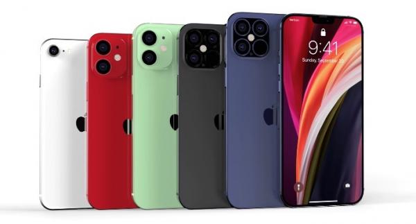 【手機交友APP推薦】準備好 2.5 萬吧!蘋果 iPhone 12 系列售價、容量曝光