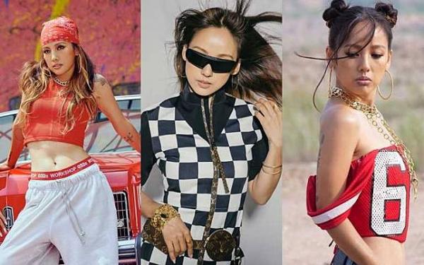 【手機交友APP推薦】姐就是不走白富美路線!霸氣女王李孝利的「小麥肌」妝容現在正流行!!