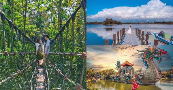 【手機交友APP推薦】就像是出國!雲林打卡「絕美5大秘境」快收藏,泰國叢林、神秘峽谷、全台最大寺廟只在這裡看得到