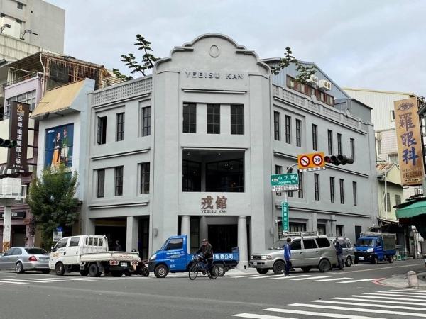 【手機交友APP推薦】2021台南新地標!古老戲院「戎館」變身「日式小百貨」,結合超人氣台南甜點品牌進駐