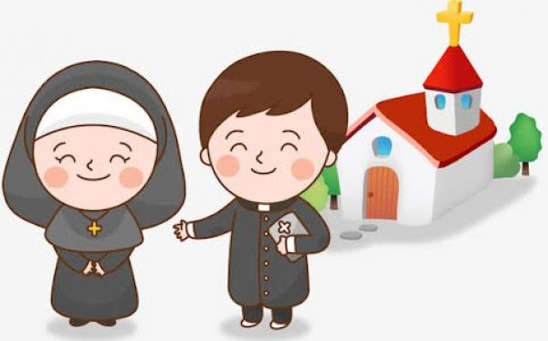 【手機交友APP推薦】神父與修女