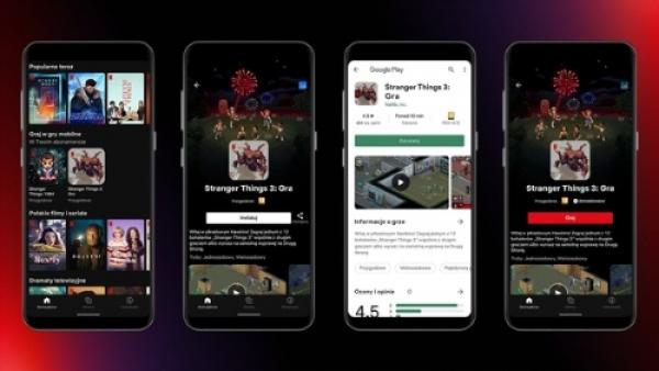 【手機交友APP推薦】Netflix邁向遊戲之路 波蘭搶先測試《怪奇物語》系列手遊