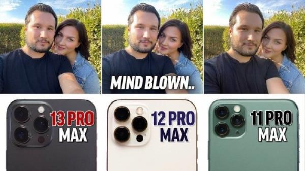 【手機交友APP推薦】iPhone 13 Pro Max vs iPhone 12 Pro Max 與 11 Pro Max 終極相機比較!跟前幾代究竟差多少?