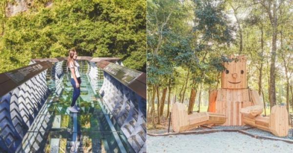 【手機交友APP推薦】跟著超夯韓劇《魷魚遊戲》六大關卡出遊!挑戰刺激絕美的玻璃透明吊橋、手作椪糖DIY、和巨大木頭人照相