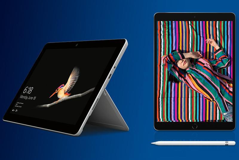 【手機約會軟體推薦】筆電最佳替代品?iPad Air、Surface Go 外媒這樣選